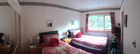 Skye Haven : nice room