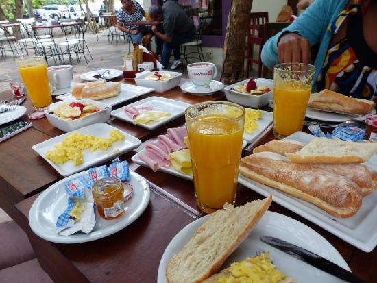 Golden Bread : Fartura na mesa