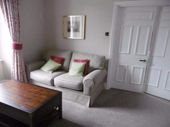 Laura Ashley Hotel The Belsfield: We Had Two Rooms Adjoining A Living Room  And Separate