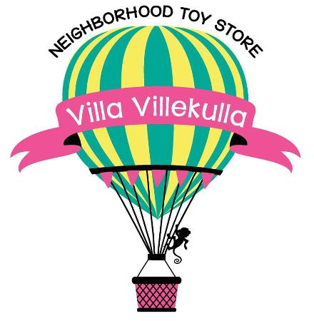 Villa Villekulla Neighborhood Toy Store