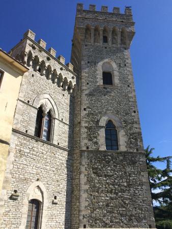 La torre picture of san casciano dei bagni san casciano for Deghi bagni