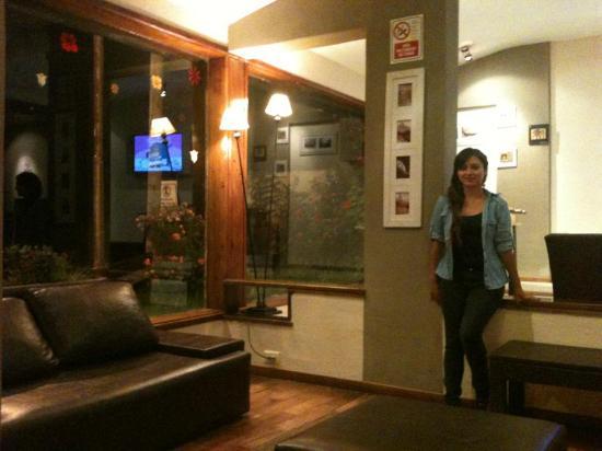 Hotel Espejo del Lago: Hotel