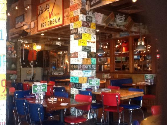 Bubba Gump Restaurant Navy Pier Chicago