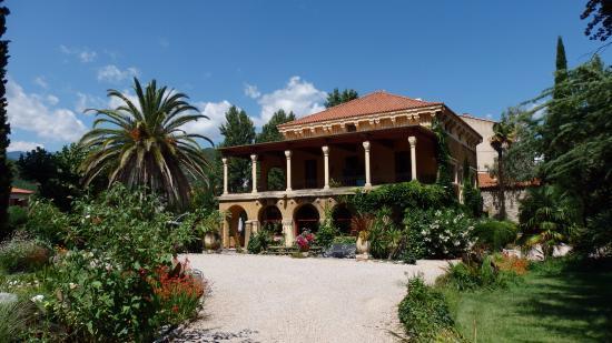Villa Lafabregue: La maison