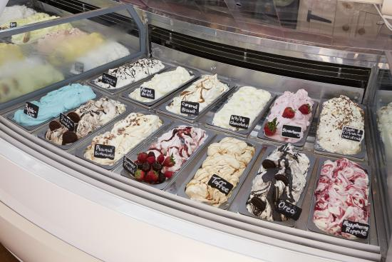 Hooray's British Gelato Kitchen