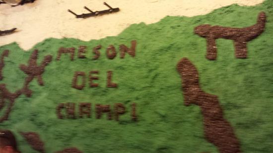 Meson del Champinon