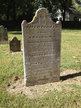 Boyce, VA: 1824 monument with detailed epithet