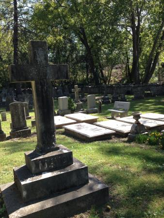 Boyce, VA: Burwell family burial plot