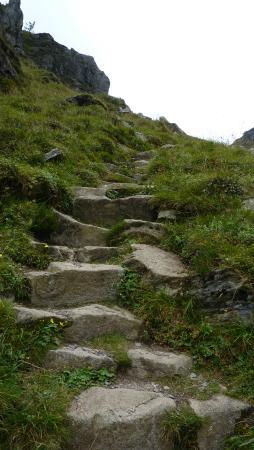 """Angus, UK: ''Devil's stairs"""""""