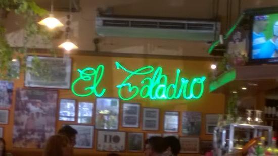 Cantina El Taladro