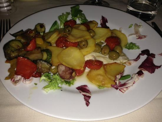 Tuscan Cooking Class at Villa Cicolina