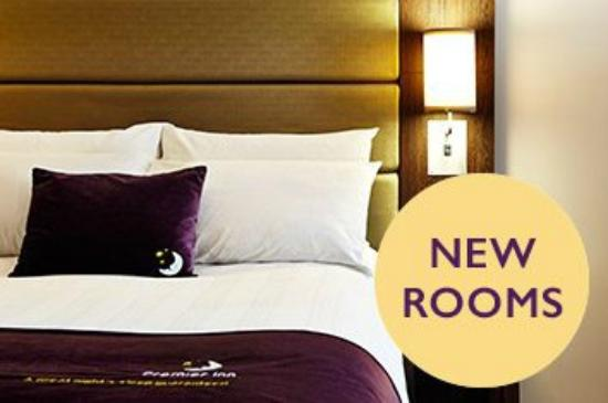 Premier Inn Manchester (Wilmslow) Hotel: Comfortable Beds