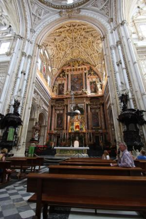 the cathedral cordoba is amazing 19 aug 15 picture of