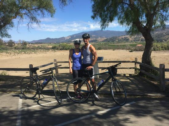 Santa Barbara Wine Country Cycling Tours - Day Tours: Los Olivos