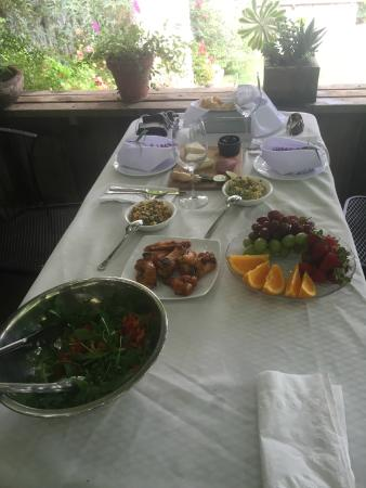 Santa Barbara Wine Country Cycling Tours - Day Tours: Sveta, you are amazing!  Such delicious lunches!