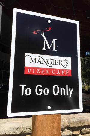 Mangieri's Pizza Cafe