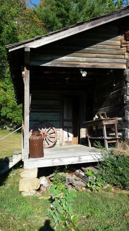 Candler, Caroline du Nord : A magical slice of historic appalachia