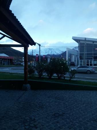 Hosteria Cumbres Blancas: Desde el hotel
