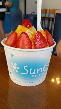 SunO Dessert