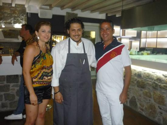 Bill U0026 Coo Restaurant : Με τον σεφ Αθηναγώρα Κωστάκο
