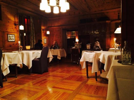 Gourmet Restaurant Kronenstübli: Mmmmm, great food to follow