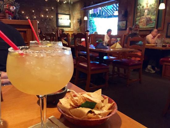 Margaritas Picture Of El Portal Restaurant Pasadena Tripadvisor