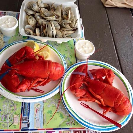Beach Plum Lobster Farm Lobster and Clam Supplier: photo0.jpg