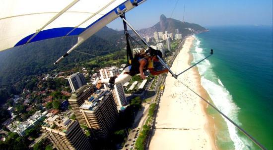 Easy Fly Rio: Hang Landing à Rio