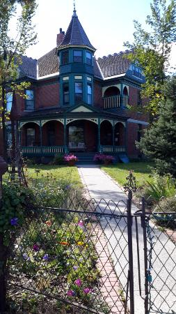 Bozeman's Lehrkind Mansion Bed and Breakfast: Lehrkind Mansion