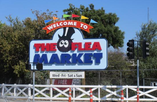San Jose Flea Market logo