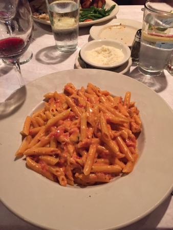 Most delicious pasta I've ever had!