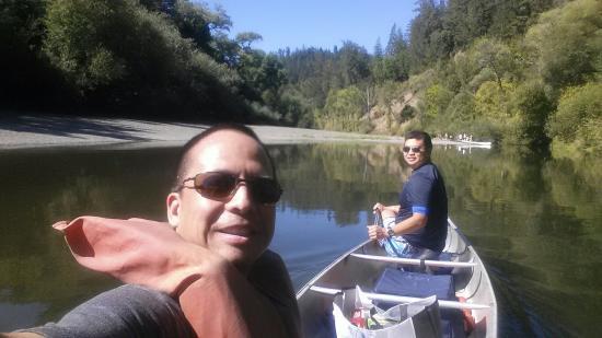 Burke's Canoe Trips on the Russian River