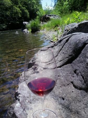 Red Lily Vineyards: Wine!