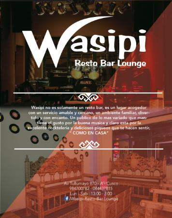 ‪Wasipi Resto Bar Lounge‬