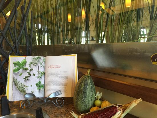 Eastman, Canada: Salle à manger