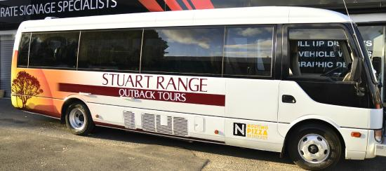 BIG4 Stuart Range Outback Resort: Bus Tours