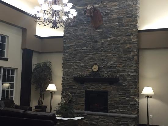 Inn At Moses Lake: Lovely lobby
