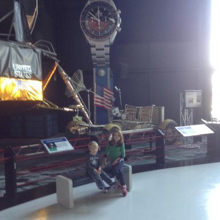 Χάντσβιλ, Αλαμπάμα: U.S. Space and Rocket Center