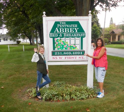 The Pentwater Abbey Bed and Breakfast: Bed and Breakfast