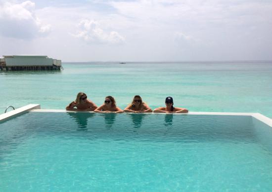 Amilla Maldives Resort and Residences: Private Pool