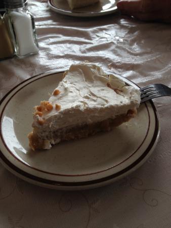 Little Bras d'Or, Канада: Butterscotch Pie