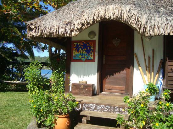 Bora Bungalove : entrance bungalove