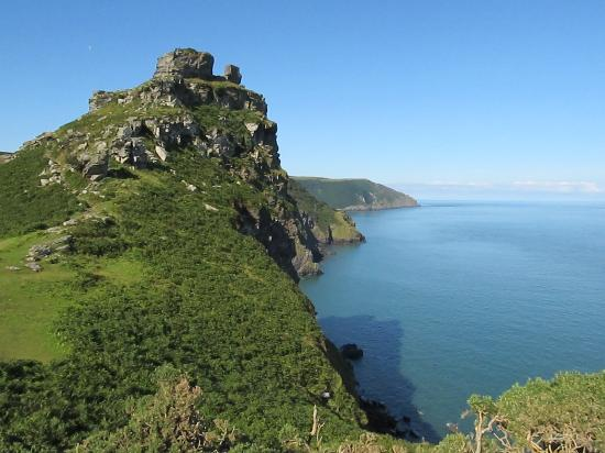Image result for image of valley of rocks