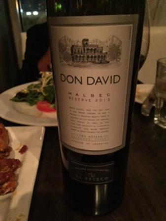 Cubacan: Good bottle of wine