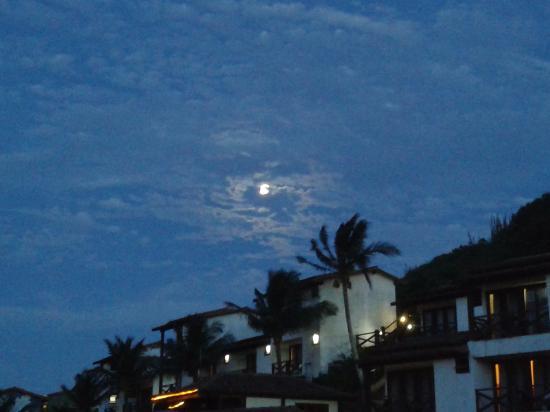 Rio Buzios Beach Hotel: Vista