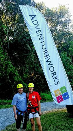 Kingston Springs, TN: Adventureworks Zip Line Tours