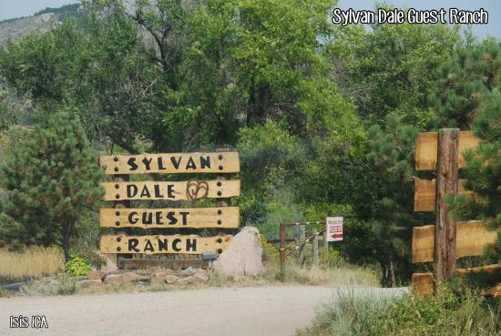 Sylvan Dale Guest Ranch: welcome