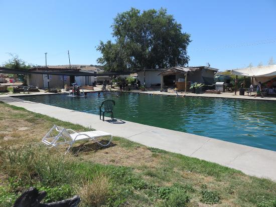 Tarped Area Picture Of Franklin Hot Springs Paso Robles Tripadvisor