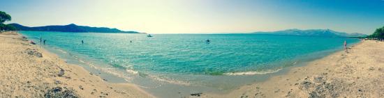 Schinias Beach: A nice place!!!