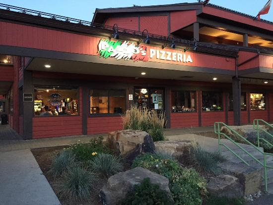 If You Live Here Pazzo S Review Of Pizzeria Avon Co Tripadvisor